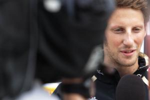 Grosjean turns down Stewart help