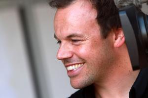 O'Neill gets Team HARD. Knockhill drive