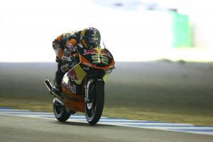 Moto3: Danny Kent grabs first grand prix pole at Motegi