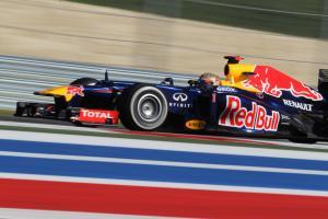 16.11.2012 - Free practice 2, Sebastian Vettel (GER) Red Bull Racing RB8