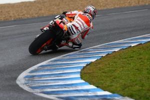 Pedrosa, Jerez MotoGP test, March 2013