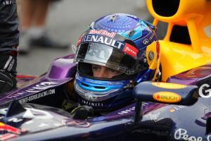 24.03.2013- Race, Sebastian Vettel (GER) Red Bull Racing RB9