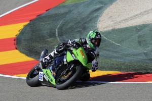 Foret, Aragon WSS 2013