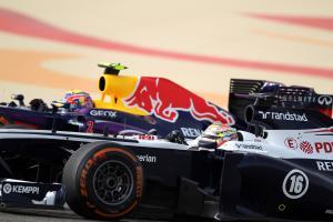 Maldonado shouldn't be in F1 - Mark Webber