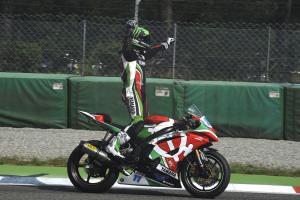 Sam Lowes, Monza WSS Race 2013