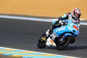 Vinales, Moto3, French MotoGP 2013