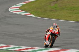 Marquez, Italian MotoGP 2013