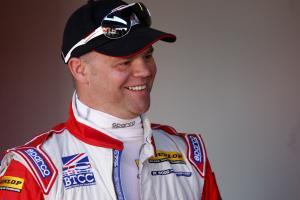 Warren Scott to race VW Passat