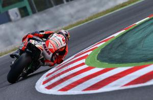 Catalunya MotoGP test times - Monday 1pm