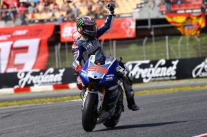 Lorenzo, Catalunya MotoGP 2013