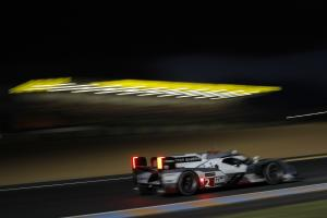Le Mans 24 Hours - Hour 9 times