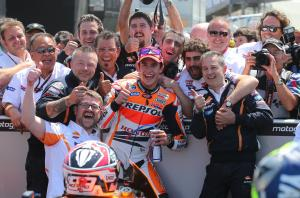 Marc Marquez: MotoGP's best ever rookie?