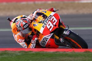 Marquez, British MotoGP 2013