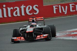 06.10.2013- Race: Jenson Button (GBR) McLaren Mercedes MP4-28