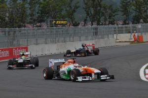 06.10.2013- Race: Paul di Resta (GBR) Sahara Force India F1 Team VJM06