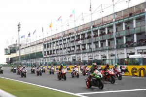 2014 World Superbike calendar announced