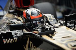 26.10.2013- Qualifying: Kimi Raikkonen (FIN) Lotus F1 Team E21