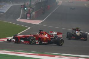 Alonso: It was an uphill battle