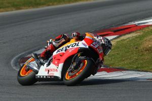 Marquez, Sepang MotoGP test, 4-6 February 2014