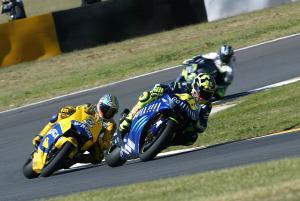 British Eurosport to broadcast classic MotoGP races