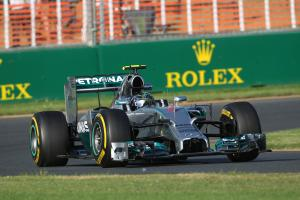 F1 2014 standings after Australian Grand Prix