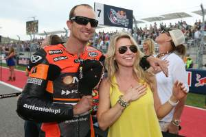 Edwards heads for 'emotional' US farewell