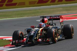 Lotus looking for 'step forward' with Hockenheim upgrade