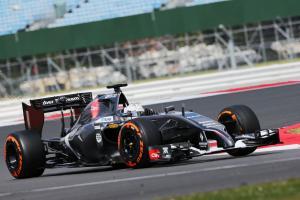 Sauber unhappy over van der Garde shunt