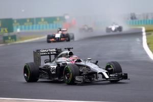 McLaren 'threw it all away' - Button