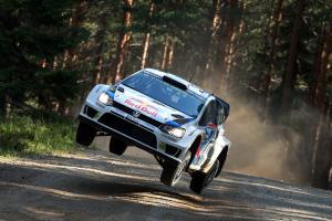 VIDEO: Latvala extends VW's winning run in Finland
