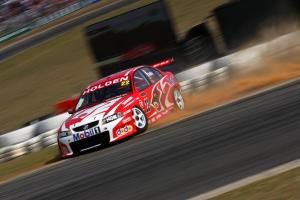 New Commodore for defending Bathurst champion.