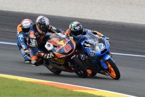 Moto3: Marquez v Miller - round-by-round
