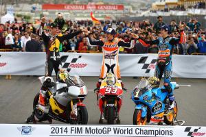'Rufea Team' sweeps grand prix titles