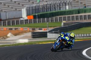 Espargaro sets fastest ever Suzuki lap
