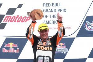 Moto2: 'Best win of my career' - Sam Lowes