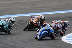 Moto3: Quartararo 'I tried to overtake like Rossi, Marquez'