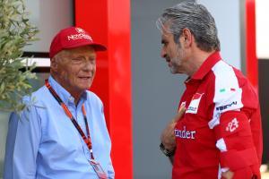 Lauda lauds 'normal racing' in Hungary