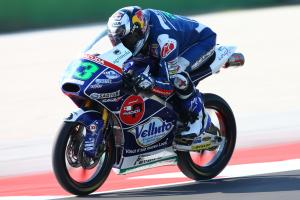 Moto3 Aragon - Qualifying Results