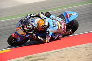 Moto2 Aragon - Race Results