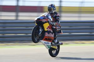 Moto3 Aragon - Race Results