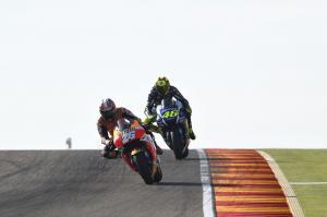 Latest MotoGP Championship standings
