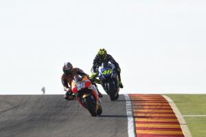 Latest MotoGP Championship standings