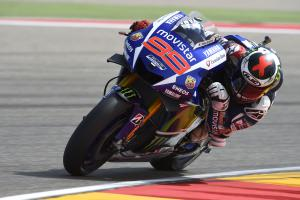 MotoGP Aragon - Race Results
