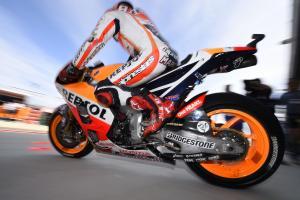 MotoGP Aragon - Warm-up Results