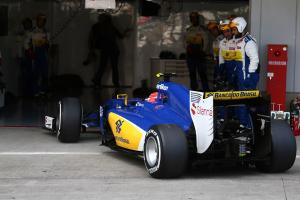 Nasr begins work with new Sauber engineer