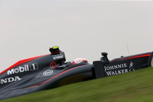 McLaren extends partnership deal with Johnnie Walker
