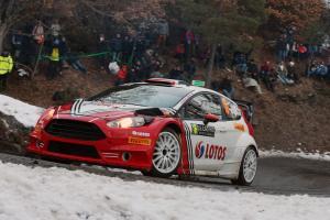 Paddon, Kubica crash out of Monte Carlo SS3