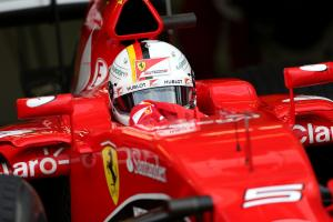 Vettel shares Marchionne's will to win with Ferrari