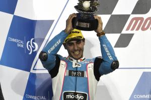 Tributes to Luis Salom