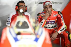 Iannone punished for Dovizioso take down